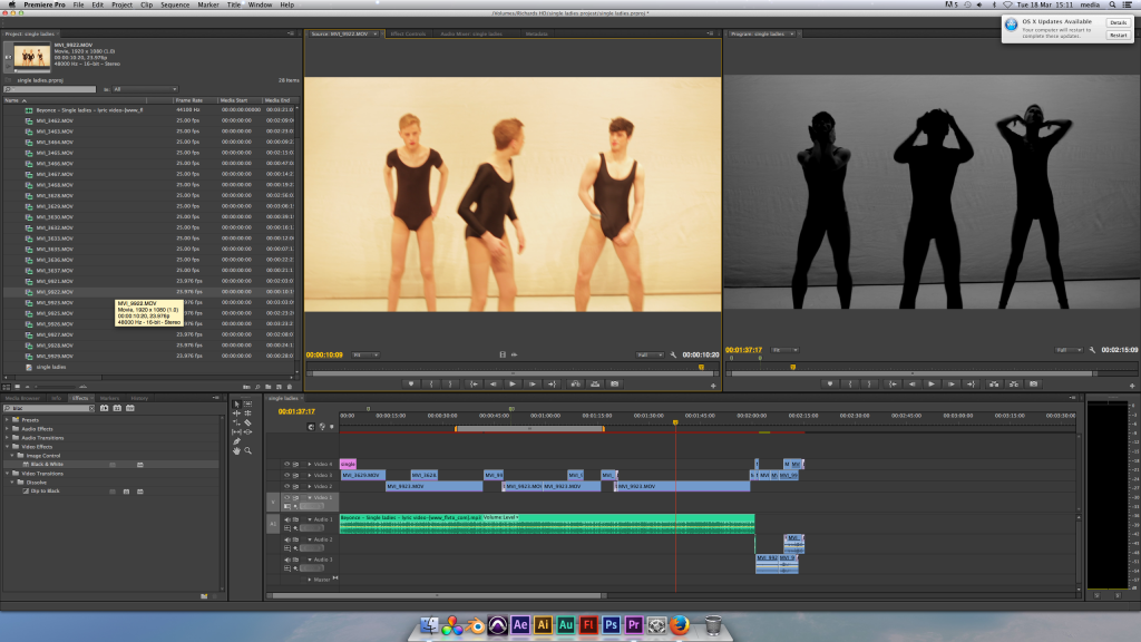 CS6 - Single Ladies