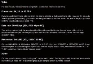 Capture - ETP technical