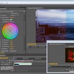 Colour Grading - Premiere