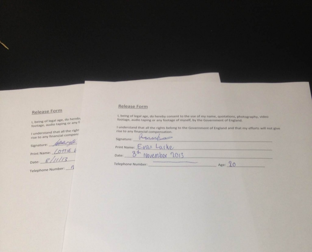 Mo film release forms